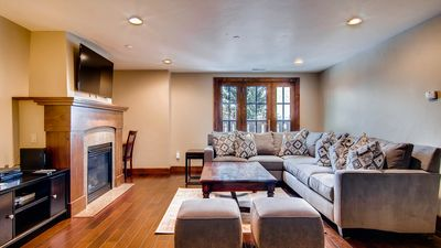 Photo for Three Bedroom with Avon and Park Vistas