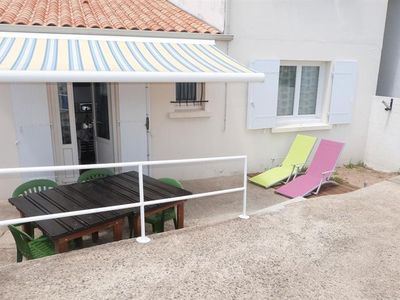 Photo for Nice Holiday House near the Central Beach at la Tranche sur Mer
