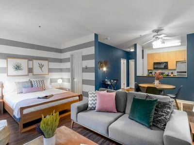 Photo for Studio Lower Pacific Heights, w/Gym, near Fillmore by Blueground