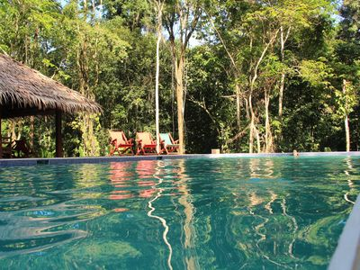 Photo for FINCA ARDILLA, charming cottages in the jungle