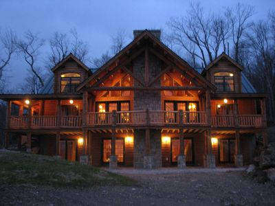 Beautiful Log Home Killington Ski Resort In Killington Vermont Killington Ski Area
