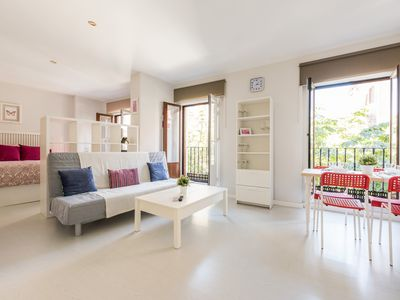 Photo for Bright apartment in the heart of Madrid