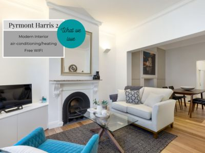 Photo for PYRMONT HARRIS 2 - Styled 1-bedroom apartment