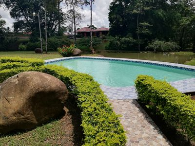 Photo for Privated house with pool Near of Arenal Volcano- Green Treasure House # 6