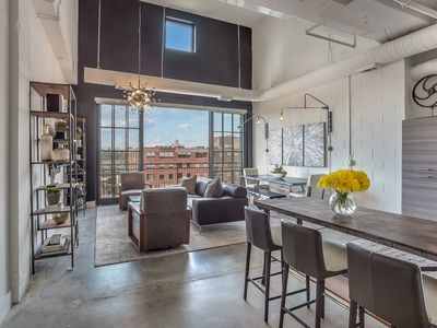 Wheel Loft by Atlanta Luxury Rentals