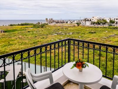 Photo for Charming Suite With Balcony Overlooking The Sea