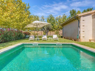 Photo for With pool and BBQ near Palma - Finca Sa Pradera
