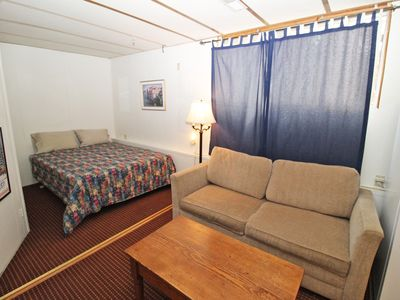"Photo for Squaw Valley: ""The Hideaway"" Studio Apartment"