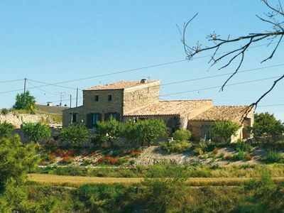 Photo for Rural house Can Pinyol for 10/12 with swimming pool
