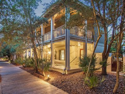 Photo for Hammock Cottage - Steps to the Rosemary Beach Town Center!!