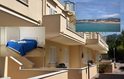 Photo for Seaside apartment in Tuscany in Marina di Massa