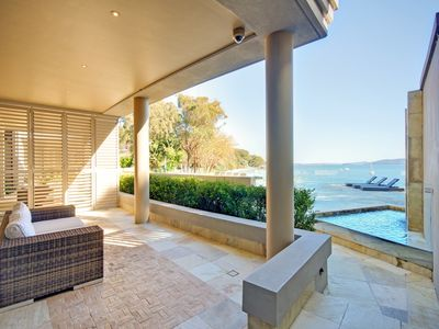 Photo for Luxury One Bedroom Apartment Pool Level 101 - 5 Star Luxury Serviced Beachfront Apartment