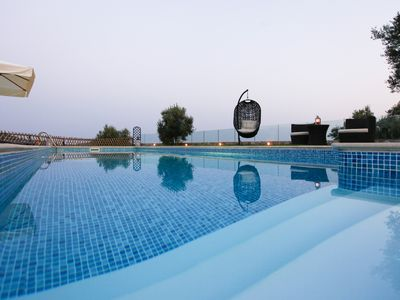 Photo for Exclusive luxury villa, large pool, stunning views, privacy, excellent staff