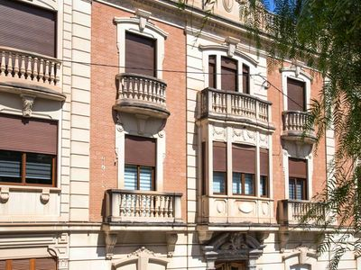 Photo for Homerez last minute deal - Spacious apt in Monòver and Wifi
