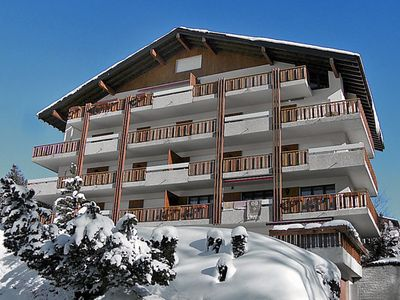 Photo for Apartment Malon  in Crans - Montana, Valais - 4 persons, 1 bedroom