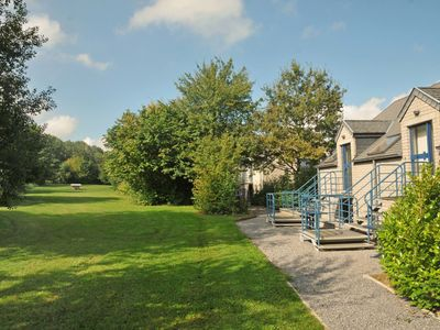 Photo for Cosy apartment for 8 guests with pool, WIFI, hot tub, TV and parking
