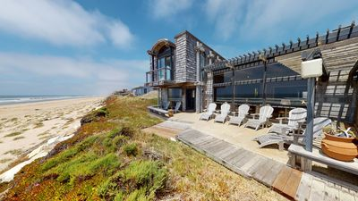 Photo for SPECTACULAR OCEAN-FRONT HOME IN MONTEREY BAY