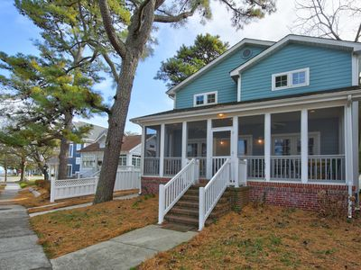 OMG Wait till You See! - 104 Philadelphia Street, Sleeps 14, 6 BR, 5.5 Bath, 1 block to the Beach, Plenty of Parking, Game Room, ** Includes Sheets & Towels **