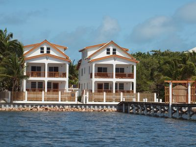 Photo for New 2 bedroom 2 bathroom  steps to the beach, pool, private beach and dock #8