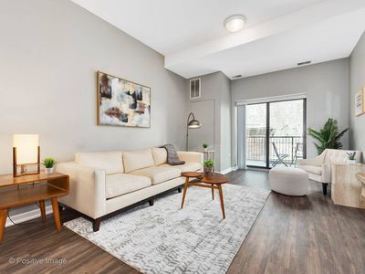 Photo for Domio | McCormick Place | Airy 2BR + Pool and Fitness Center