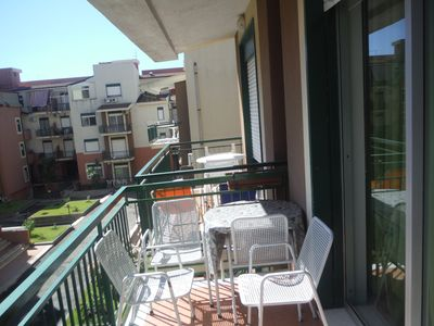 Photo for Apartment Giardini Naxos - Taormina (Residence Les Roches Noires)