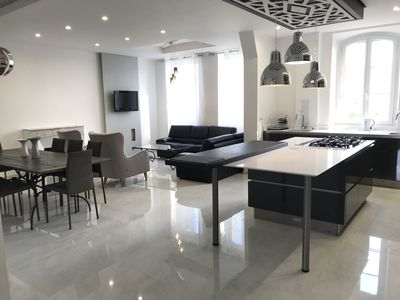 Photo for SUPERB 5 ROOMS IN CANNES NEAR CROISETTE AND PALACE OF THE FESTIVALS