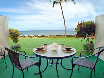 Photo for Completely Remodeled Ground floor! Near Kaanapali Resort! Book Now!