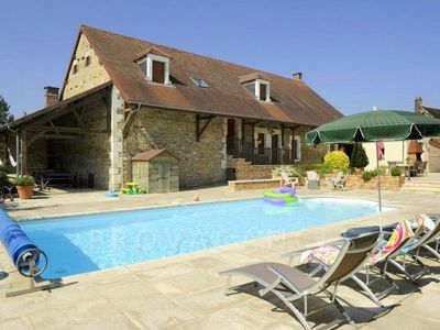 Photo for Prusy Holiday Home, Sleeps 5 with Pool