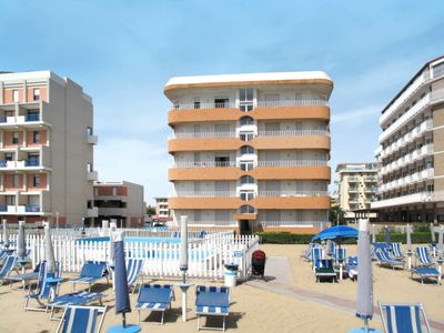 Photo for Apartment Residence Apollo (LDJ511) in Lido di Jesolo - 5 persons, 2 bedrooms
