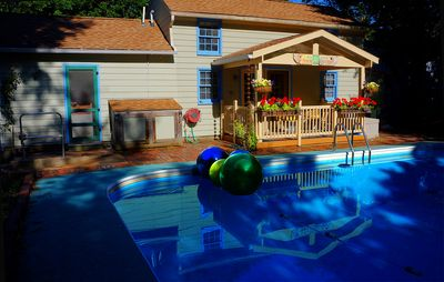 Photo for Pool House in Carbondale's historic Arbor District - Jump Off to the Wine Trail