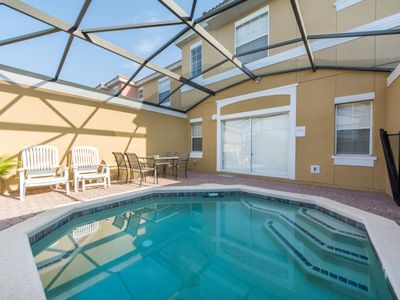 Photo for Book Now New Listing!Only 12 minutes from Disney! Splash Pool