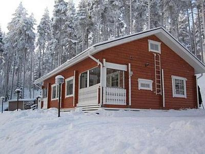Photo for Vacation home Koskelonpesä in Savonlinna - 8 persons, 2 bedrooms