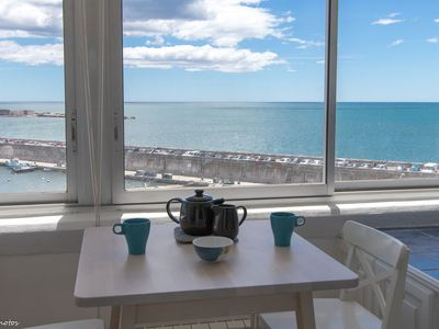 Photo for The eternal summer residence superb apartment of 65m ² exceptional view