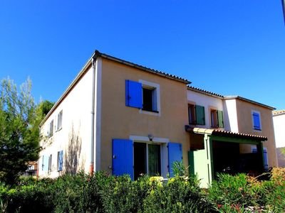 Photo for Le Mas des Cigales - Villa 2 rooms - Capacity 4 people