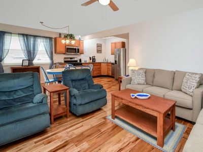 Photo for All New Popular Mid Town Ocean Side Two Unit Building - Private Yard Sleeps 7