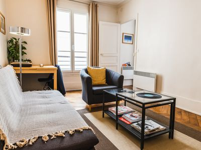 Photo for Superb apartment not far from Montmartre