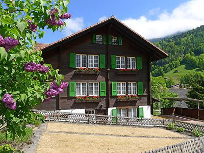 Photo for Apartment Pironnet in Lauterbrunnen - 5 persons, 3 bedrooms