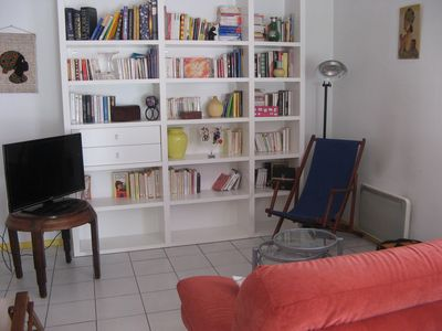 Photo for T4 furnished apartment in Cahors Lot 10 minutes walk from the historic center