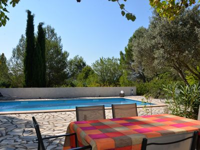 "Photo for ""A haven of peace"" on a plot of 10 000m2 in the regional park of luberon"