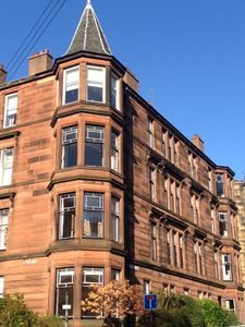 Photo for Elegant Victorian Apartment With Amazing Views In Glasgow's West End