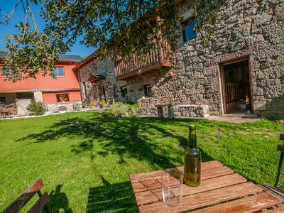 Photo for COMPLETE RURAL HOUSE FOR RENT IN AN UNMATCHABLE ENVIRONMENT OF PEACE AND NATURE