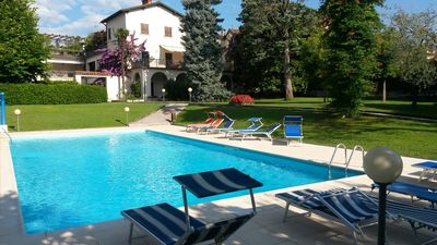 Photo for Apartment for 4/6 people with shared swimming pool - JUNE / SEPTEMBER OFFERS