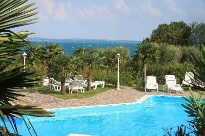 Photo for Holiday apartment Manerba del Garda for 1 - 6 persons with 2 bedrooms - Holiday apartment