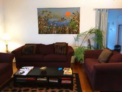 Photo for Sweet Home Away From Home - Quiet, Close to Downtown and Airport