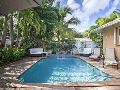 Photo for NEW-Wilton Manors Home w/Pvt Yard & Saltwater Pool