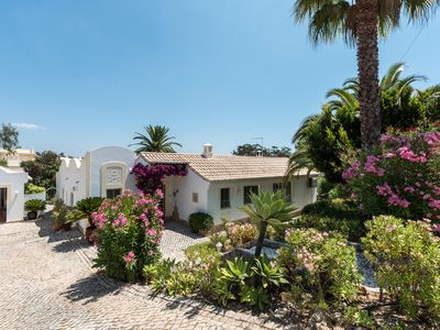 Photo for Stunning detached character Villa set in picturesque gardens with private pool.