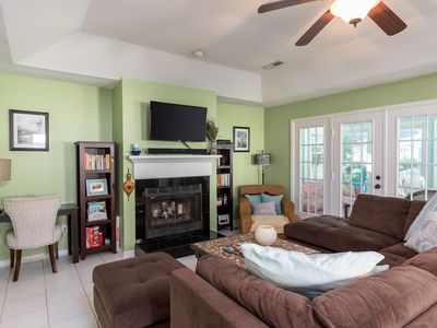 Photo for Cozy beach getaway in Old Village