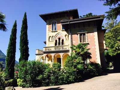 Photo for Luxury accommodation for 6 people in the completely restored Historic  Villa