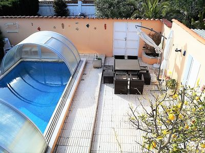 Photo for Magnificent house in Rosas with private pool, garage and garden