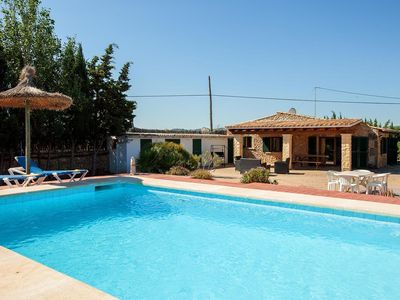 Photo for Finca Ses Rotes (020612) - Country house for 6 people in Pollensa